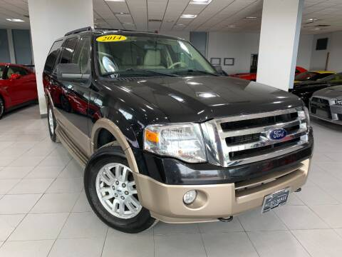 2014 Ford Expedition for sale at Auto Mall of Springfield in Springfield IL