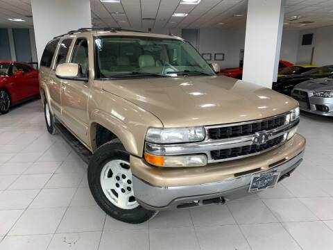 2005 Chevrolet Suburban for sale at Auto Mall of Springfield in Springfield IL