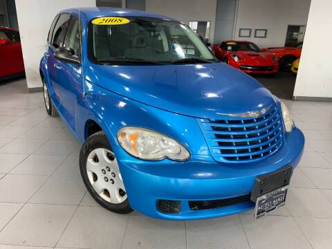 2008 Chrysler PT Cruiser for sale at Auto Mall of Springfield in Springfield IL