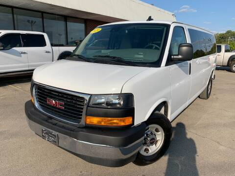 2020 GMC Savana Passenger for sale at Auto Mall of Springfield in Springfield IL