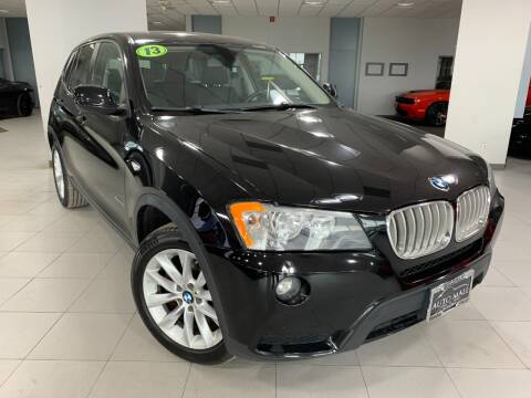 2013 BMW X3 for sale at Auto Mall of Springfield in Springfield IL