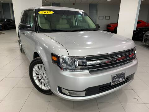 2017 Ford Flex for sale at Auto Mall of Springfield in Springfield IL