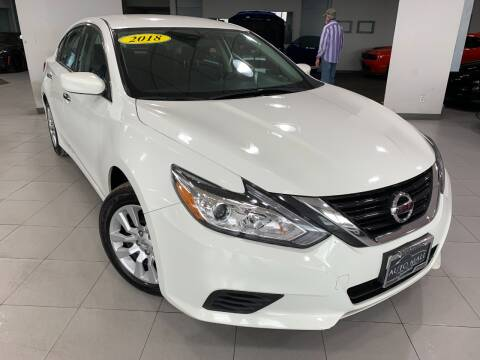 2018 Nissan Altima for sale at Auto Mall of Springfield in Springfield IL