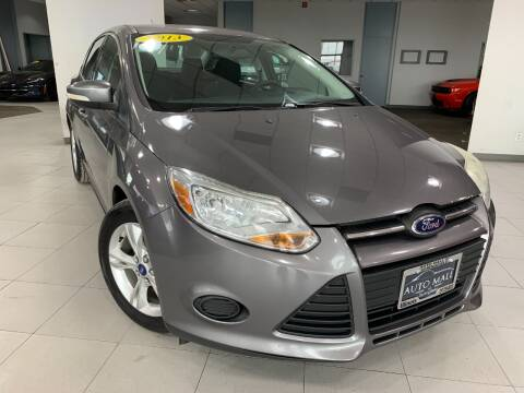 2013 Ford Focus for sale at Auto Mall of Springfield in Springfield IL