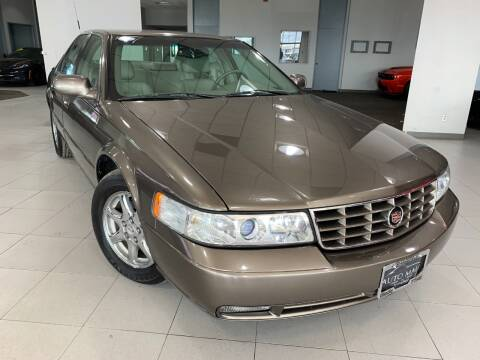 2002 Cadillac Seville for sale at Auto Mall of Springfield in Springfield IL