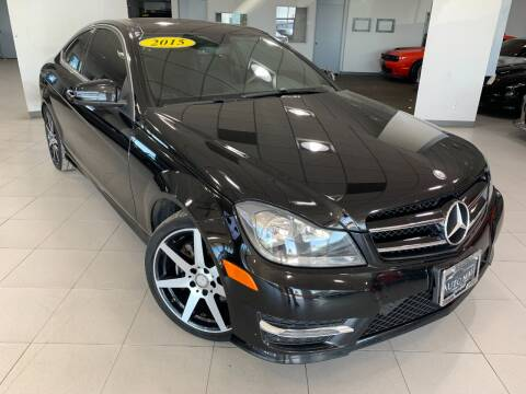 2015 Mercedes-Benz C-Class for sale at Auto Mall of Springfield in Springfield IL