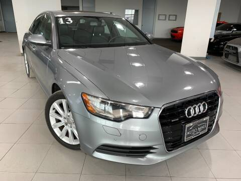 2013 Audi A6 for sale at Auto Mall of Springfield in Springfield IL