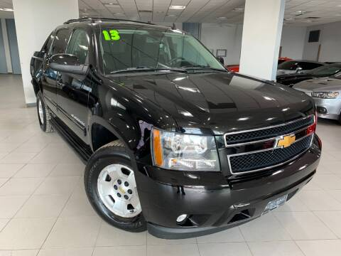 2013 Chevrolet Avalanche for sale at Auto Mall of Springfield in Springfield IL