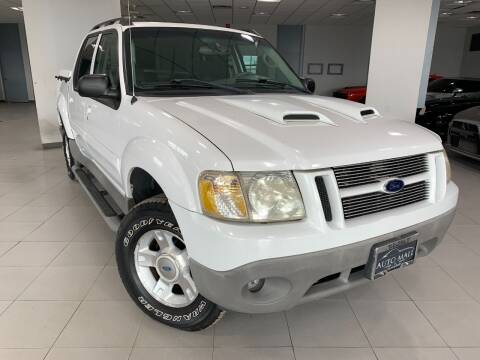 2003 Ford Explorer Sport Trac for sale at Auto Mall of Springfield in Springfield IL