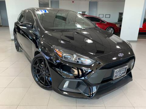 2017 Ford Focus for sale at Auto Mall of Springfield in Springfield IL