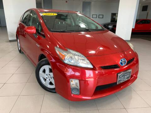 2011 Toyota Prius for sale at Auto Mall of Springfield in Springfield IL