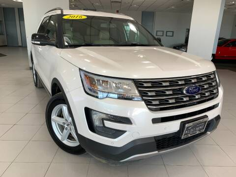 2016 Ford Explorer for sale at Auto Mall of Springfield in Springfield IL