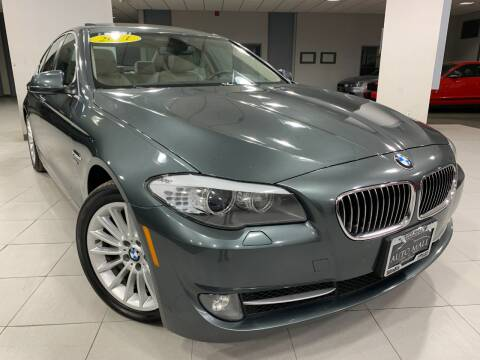 2011 BMW 5 Series for sale at Auto Mall of Springfield in Springfield IL