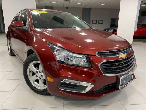 2016 Chevrolet Cruze Limited for sale at Auto Mall of Springfield in Springfield IL