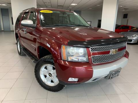 2008 Chevrolet Tahoe for sale at Auto Mall of Springfield in Springfield IL