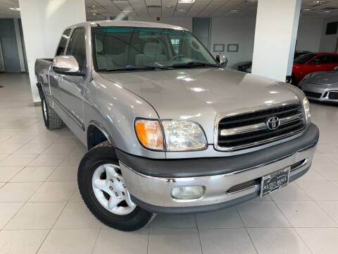 2002 Toyota Tundra for sale at Auto Mall of Springfield in Springfield IL