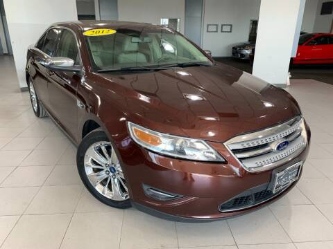 2012 Ford Taurus for sale at Auto Mall of Springfield in Springfield IL