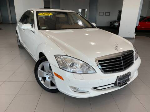 2007 Mercedes-Benz S-Class for sale at Auto Mall of Springfield in Springfield IL