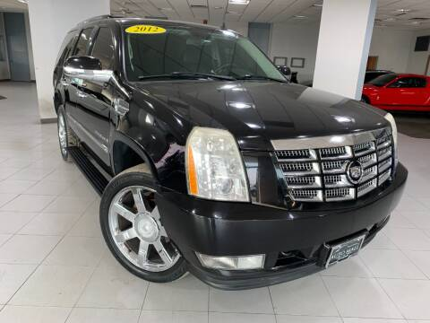 2008 Cadillac Escalade for sale at Auto Mall of Springfield in Springfield IL