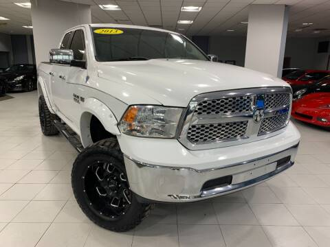 2013 RAM Ram Pickup 1500 for sale at Auto Mall of Springfield in Springfield IL