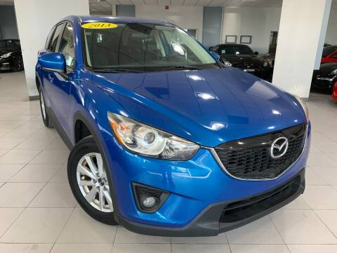 2013 Mazda CX-5 for sale at Auto Mall of Springfield in Springfield IL