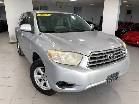 2008 Toyota Highlander for sale at Auto Mall of Springfield in Springfield IL