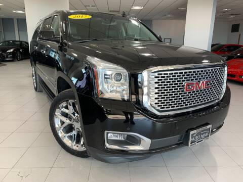 2017 GMC Yukon XL for sale at Auto Mall of Springfield in Springfield IL