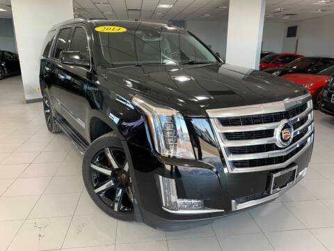 2015 Cadillac Escalade for sale at Auto Mall of Springfield in Springfield IL