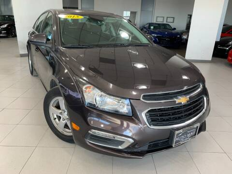 2015 Chevrolet Cruze for sale at Auto Mall of Springfield in Springfield IL
