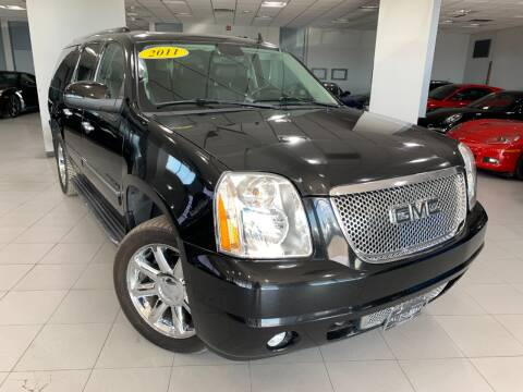 2011 GMC Yukon XL for sale at Auto Mall of Springfield in Springfield IL
