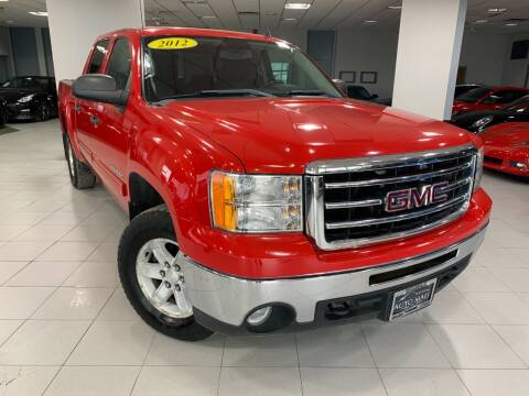 2012 GMC Sierra 1500 for sale at Auto Mall of Springfield in Springfield IL