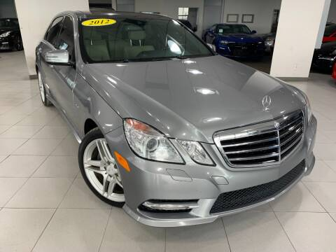 2012 Mercedes-Benz E-Class for sale at Auto Mall of Springfield in Springfield IL