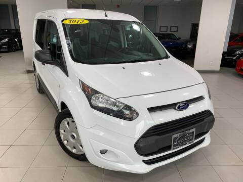 2015 Ford Transit Connect Cargo for sale at Auto Mall of Springfield in Springfield IL