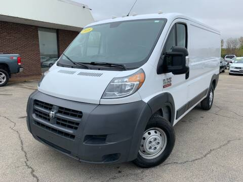 2018 RAM ProMaster Cargo for sale at Auto Mall of Springfield in Springfield IL