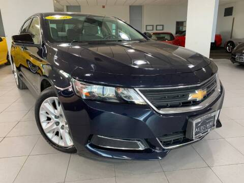 2016 Chevrolet Impala for sale at Auto Mall of Springfield in Springfield IL