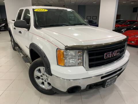 2011 GMC Sierra 1500 for sale at Auto Mall of Springfield in Springfield IL