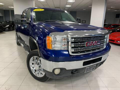 2013 GMC Sierra 2500HD for sale at Auto Mall of Springfield in Springfield IL