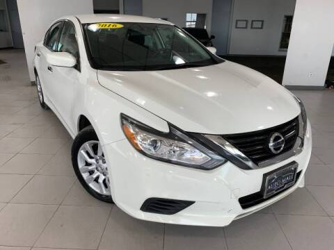 2016 Nissan Altima for sale at Auto Mall of Springfield in Springfield IL