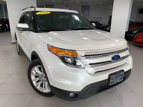 2012 Ford Explorer for sale at Auto Mall of Springfield in Springfield IL
