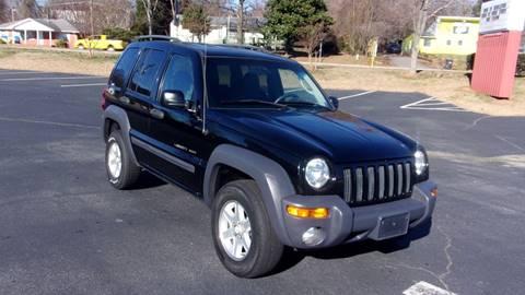 2002 Jeep Liberty for sale in Marietta, GA