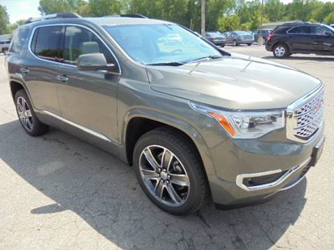 2018 GMC Acadia for sale in Tomah WI