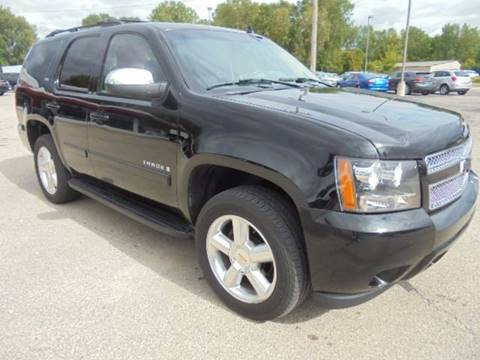 2007 Chevrolet Tahoe for sale in Tomah WI