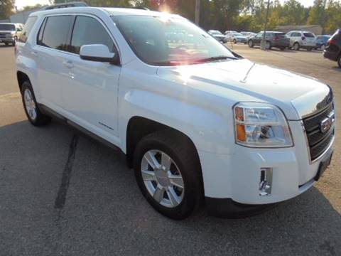 2012 GMC Terrain for sale in Tomah WI