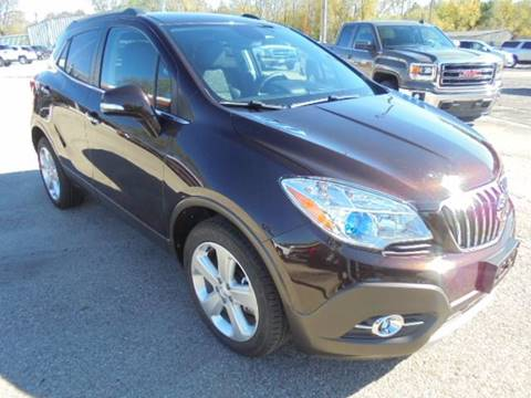 2015 Buick Encore for sale in Tomah WI
