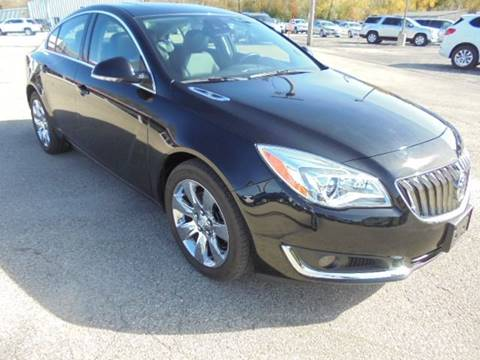 2016 Buick Regal for sale in Tomah, WI