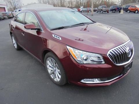 2016 Buick LaCrosse for sale in Tomah, WI