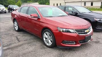 2015 Chevrolet Impala for sale in Tomah WI