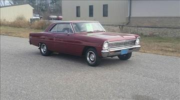 1966 Chevrolet Nova for sale in Tomah WI