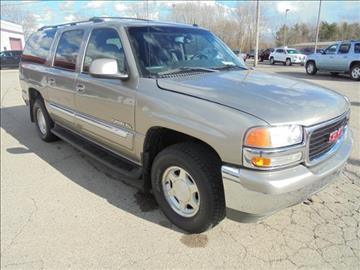 2003 GMC Yukon XL for sale in Tomah WI
