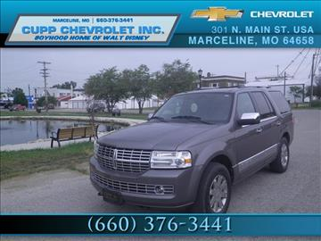 2010 Lincoln Navigator for sale in Marceline MO